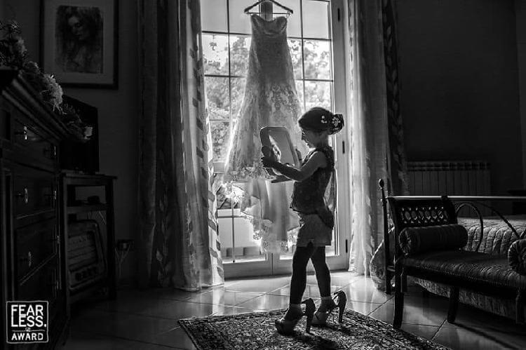 30 шикарных снимков с конкурса на лучшую свадебную фотографию