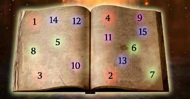Пусть книга ведьм даст вам ответ на волнующий вас вопрос